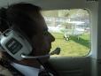 rondvlucht over NH Zijpe